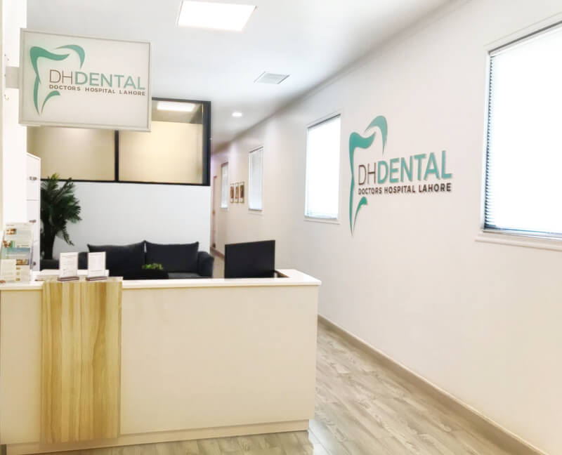 the best dental clinic in Lahore, Pakistan - DH Dental