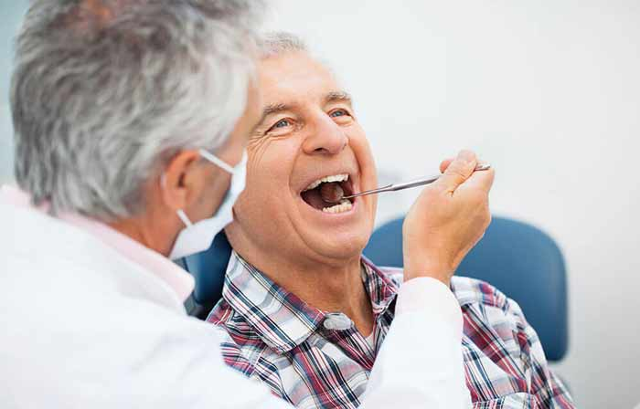 Dental Care for Older Adults FAQ